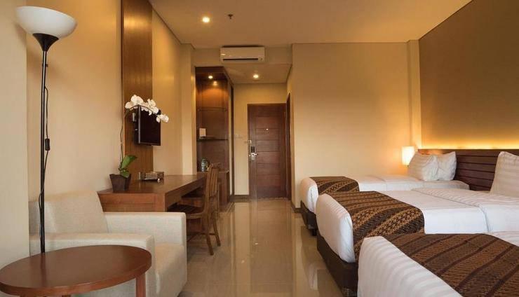 Royal Casa Ganesha Hotel & Spa Ubud Bali - Kamar tamu