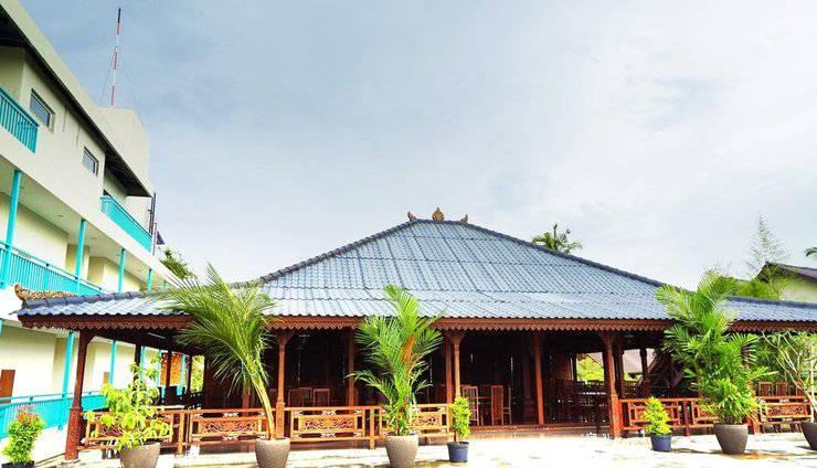 Royal Casa Ganesha Hotel & Spa Ubud Bali - Joglo