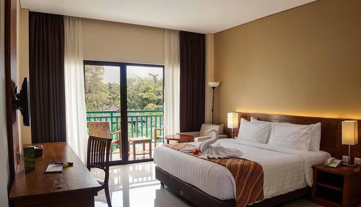 Royal Casa Ganesha Hotel & Spa Ubud Bali - Deluxe Room Double
