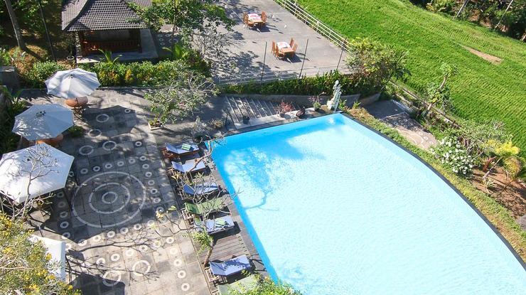 Royal Casa Ganesha Hotel & Spa Ubud Bali - Swimming Pool