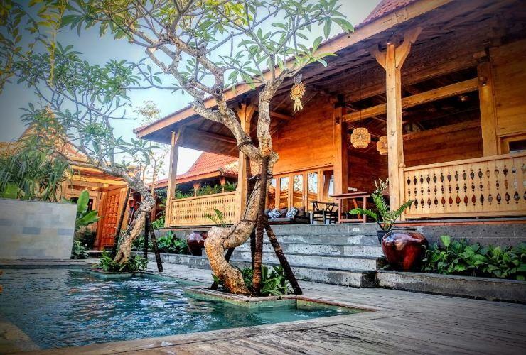 Rimbun Canggu Villa Bali - Facade