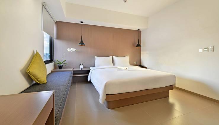 Whiz Prime Hotel Malioboro Yogyakarta - Deluxe