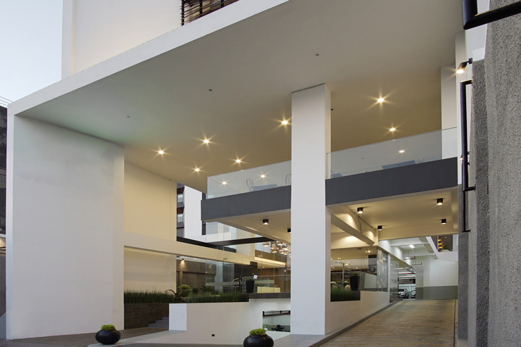 Malioboro Prime Hotel Yogyakarta Yogyakarta - Bangunan