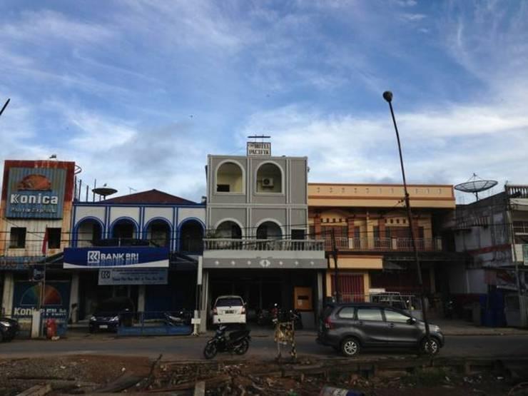 Hotel Pacific Muara Teweh Barito Utara - Facade
