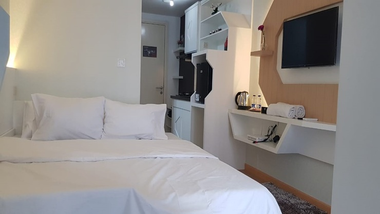 D' Rooms Studio & 2BR Apartment at MTown Gading Serpong Tangerang - Room