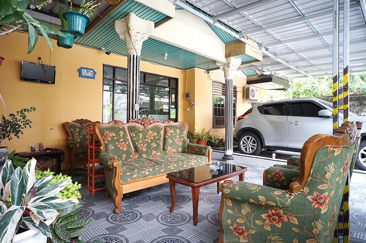 SPOT ON 1854 Sepinggan Asri Syariah Guesthouse Balikpapan - Lobby