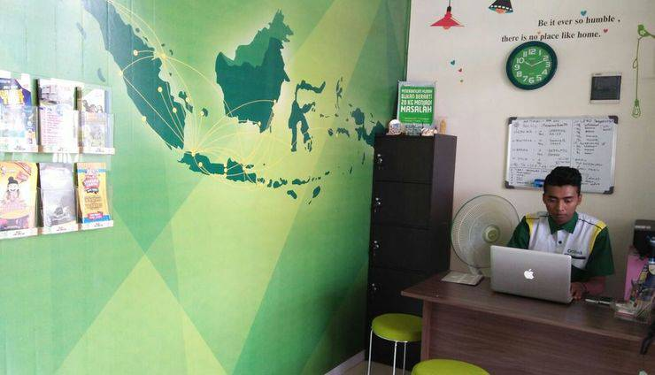 Tya Backpackers Malang - Interior