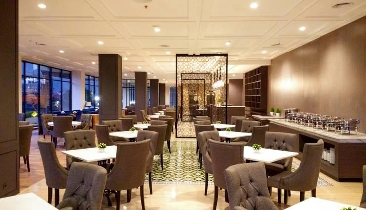 Rivoli Hotel Jakarta - Restoran di rivoli hotel jakarta