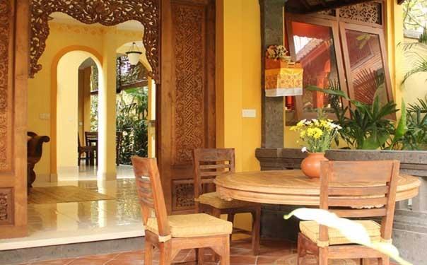 Mawa House Ubud Bali - Balkon