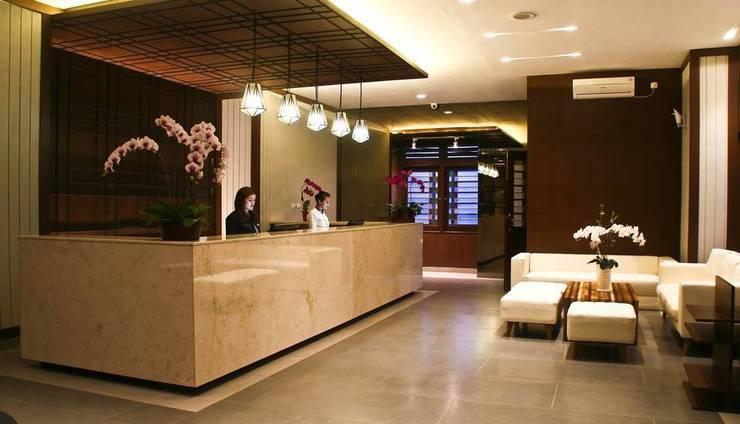 Balcony Hotel Sukabumi - Lobi