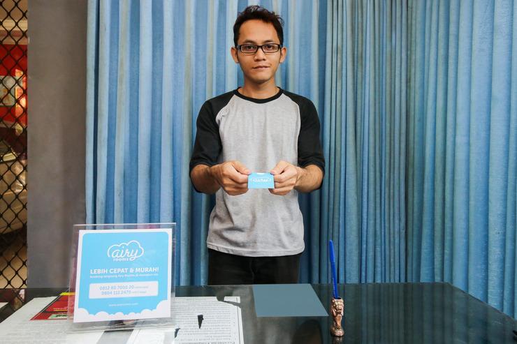 Airy Lowokwaru Bendungan Darma 18 Malang - Reception
