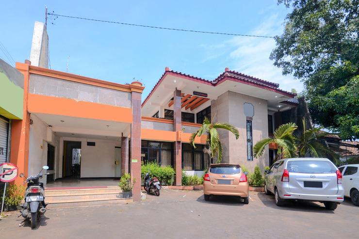 Airy Eco Stasiun Cirebon Siliwangi 87 - Exterior