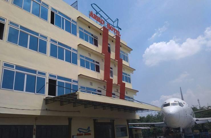 Hotel Aero Deli Serdang -  Facade