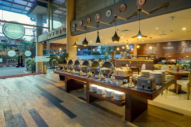 Prime Biz Kuta - Flavours Restaurant