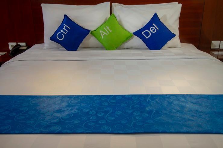 Prime Biz Kuta - Deluxe Room