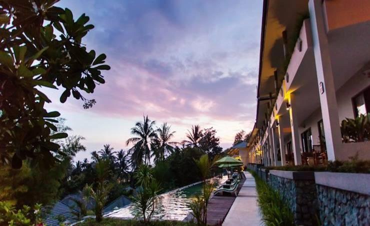 Tarif Hotel Kebun Villas and Resort (Lombok)