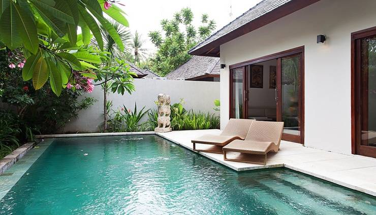 Kebun Villas & Resort Lombok - swiming pool