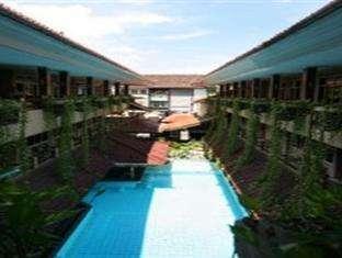 Hotel Karthi Bali - Tampak hotel