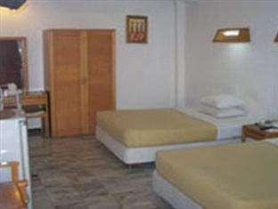 Hotel Karthi Bali - Twin bed
