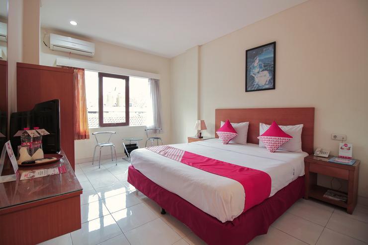 OYO Flagship 1511 Galaxy Inn Bandung - Bedroom