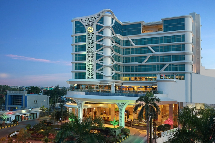 Galaxy Hotel Banjarmasin Banjarmasin - logo