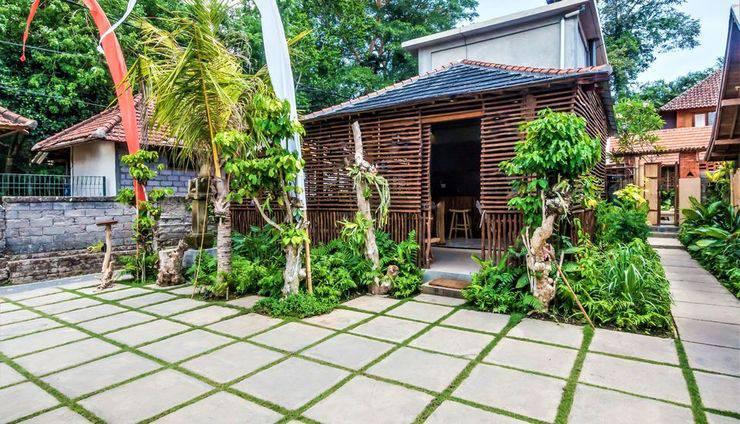 ZEN Premium Ubud Nyuh Bojog Bali - Tampak luar