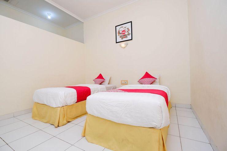 OYO 1534 Damai Residence Semarang - Bedroom D/T