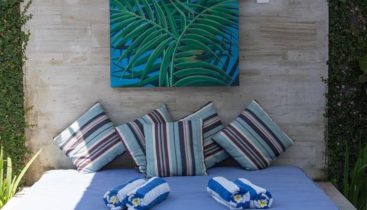 Nagisa Bali Easy Living Canggu Bali - Balkoni
