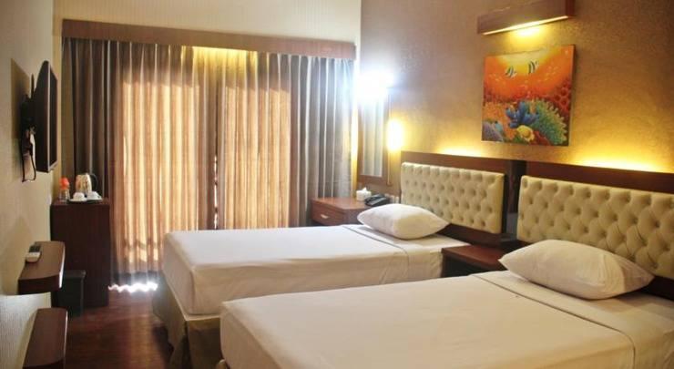 Spencer Green Hotel Malang - Kamar tamu