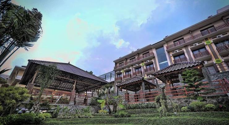 Spencer Green Hotel Malang - Eksterior