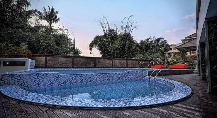 Spencer Green Hotel Malang - Kolam Renang