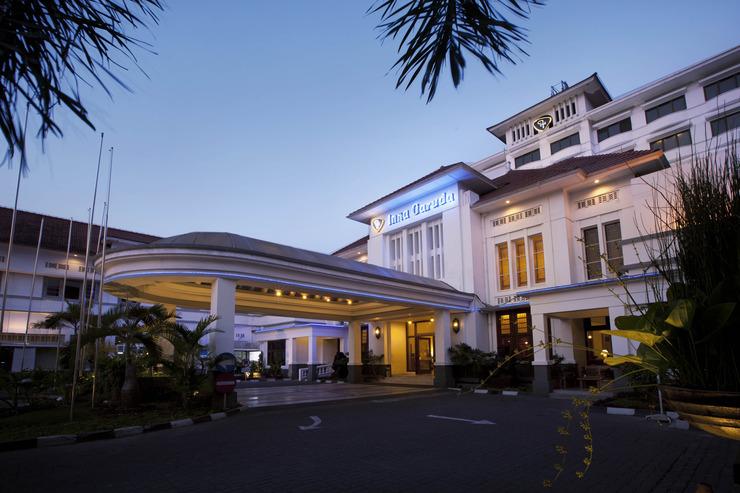 Grand Inna Malioboro - Building