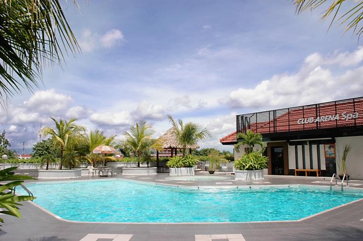Grand Inna Malioboro - Pool