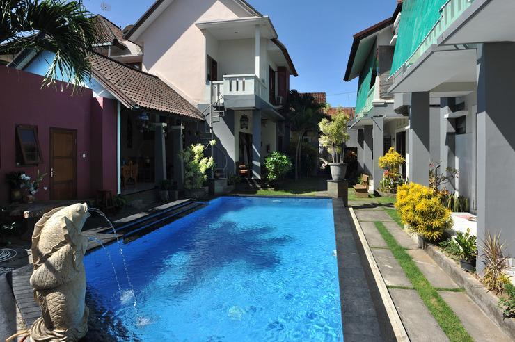 Airy Eco Renon Tukad Badung Sepuluh 27 Bali - Pool