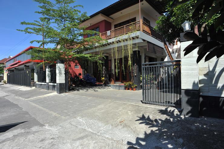 Airy Eco Renon Tukad Badung Sepuluh 27 Bali - Exterior