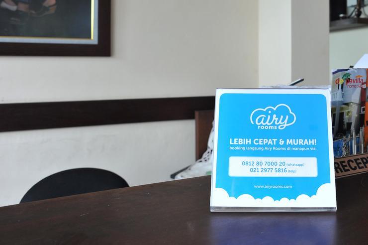 Airy Eco Renon Tukad Badung Sepuluh 27 Bali - Reception
