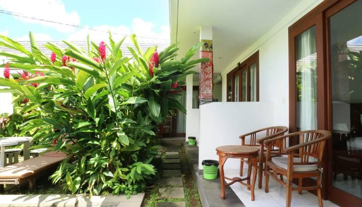 Anyar Bagus Villa (not active) Bali - Balcony