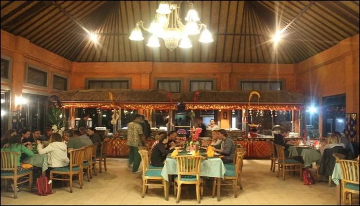 Amerta Sari Bali - interior