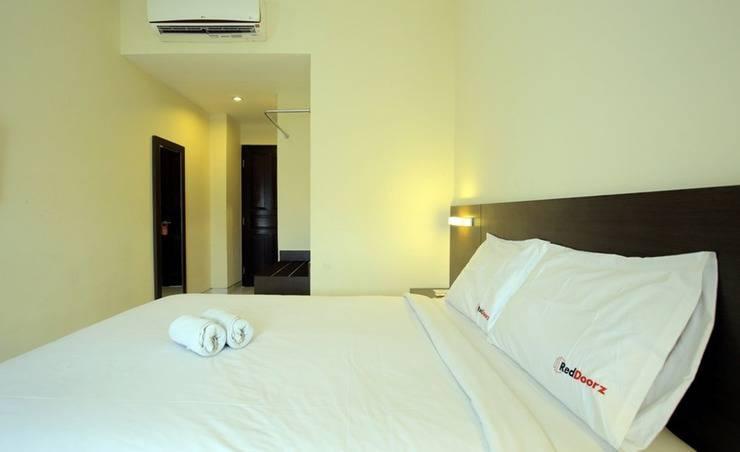 RedDoorz @Nakula Dewi Sri Bali - Bedroom