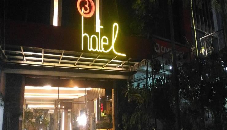 Hotel S3 Setrasari Bandung - Appearance