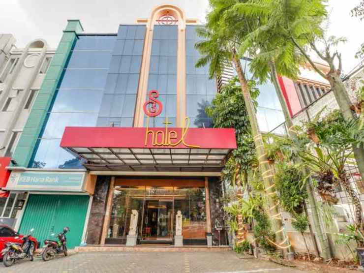 Hotel S3 Setrasari Bandung - exterior
