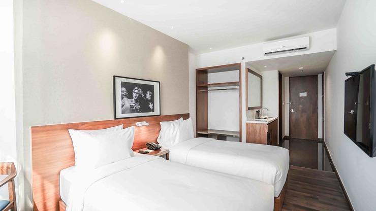 Veranda Serviced Residences @ Puri - Deluxe Room