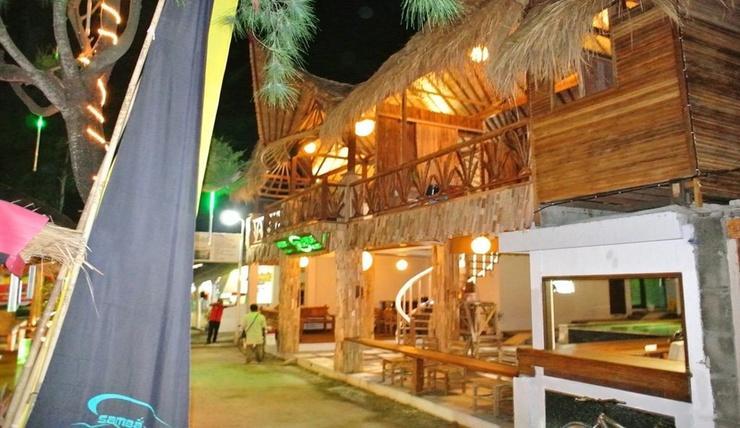 Samba Villas Lombok - Exterior