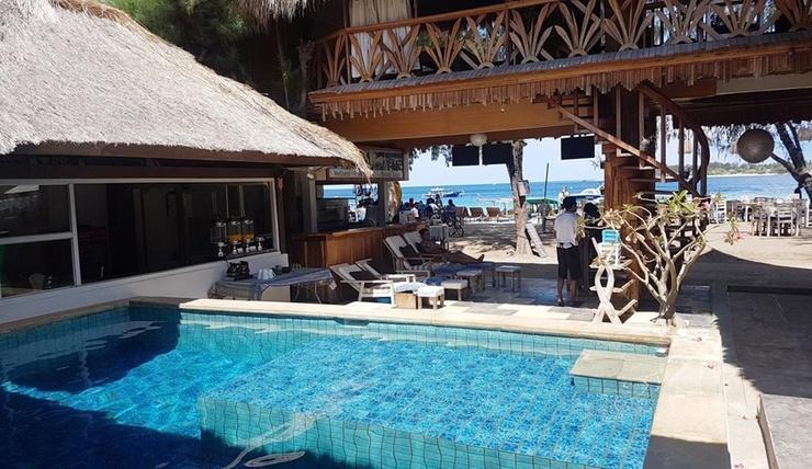 Samba Villas Lombok - Pool