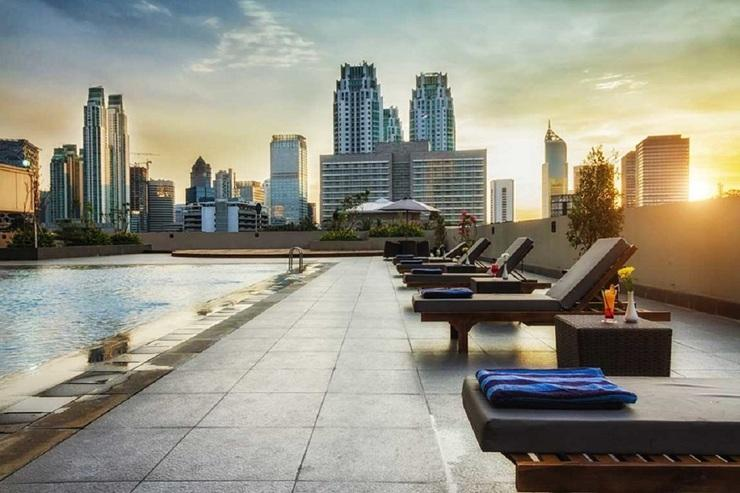 Royal Kuningan Hotel Jakarta - pool