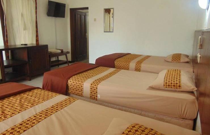 Hotel Suka Marem Solo - Kamar tidur standar