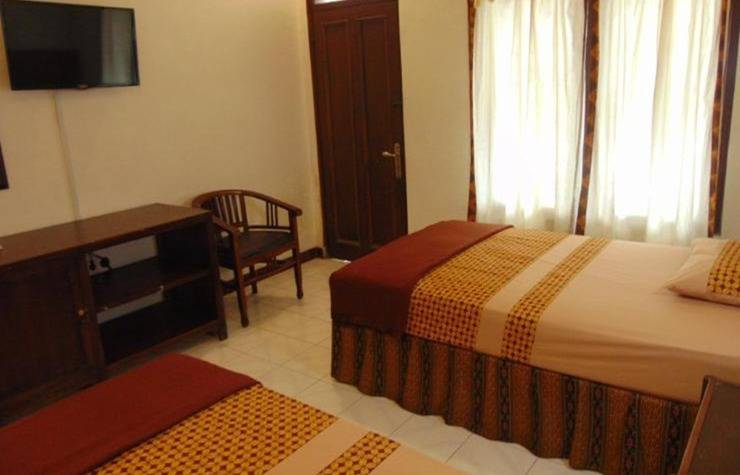 Hotel Suka Marem Solo - Kamar tidur