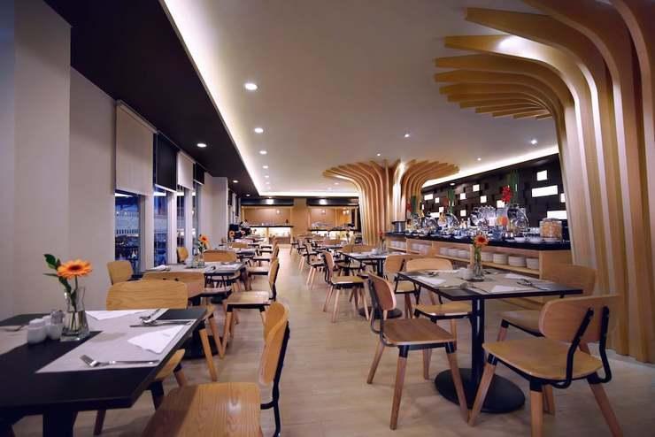 Ara Hotel Gading Serpong - Breakfast buffet