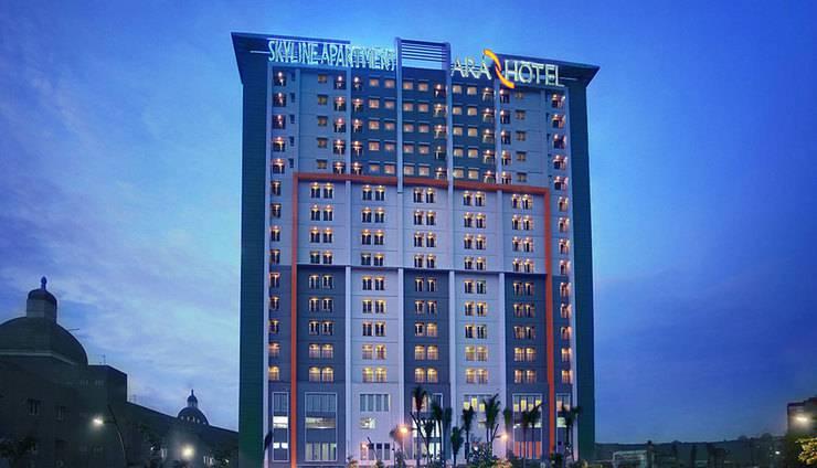 Review Hotel Ara Hotel Gading Serpong (Tangerang Selatan)