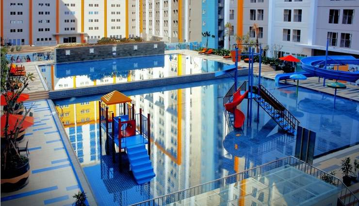 Ara Hotel Gading Serpong - Kolam Renang